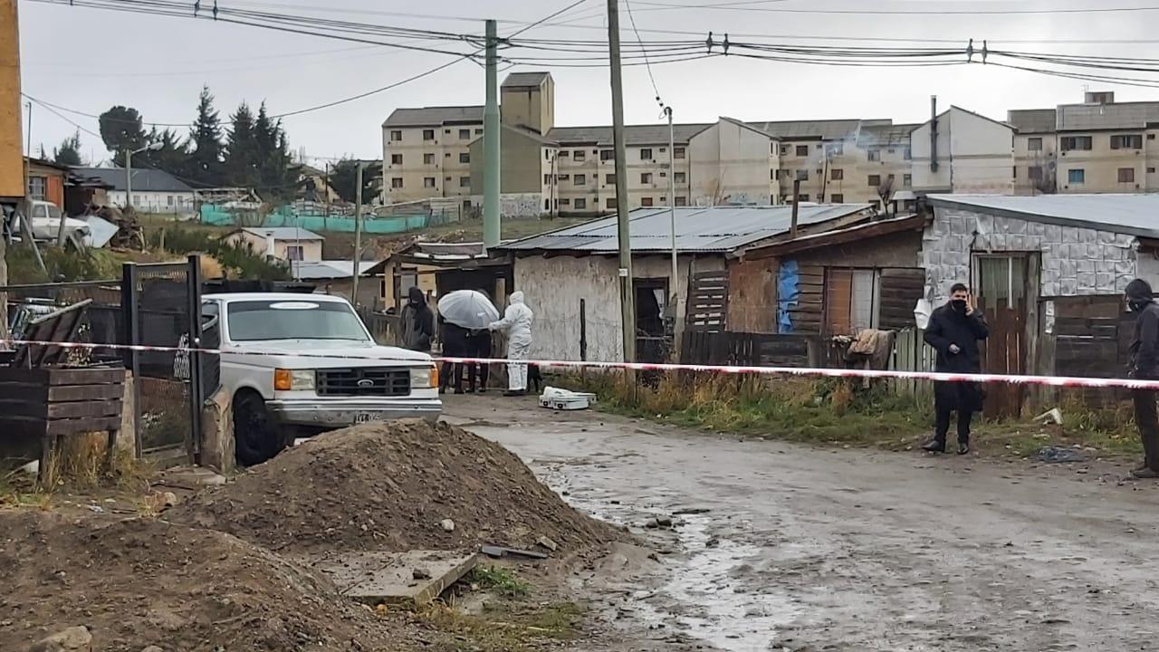 Intervención del Ministerio Público a raíz de homicidio en barrio Arrayanes