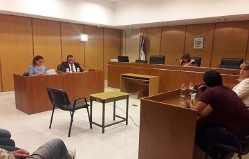 Incidentes en Delegación del Ministerio de Gobierno: avanza hacia juicio
