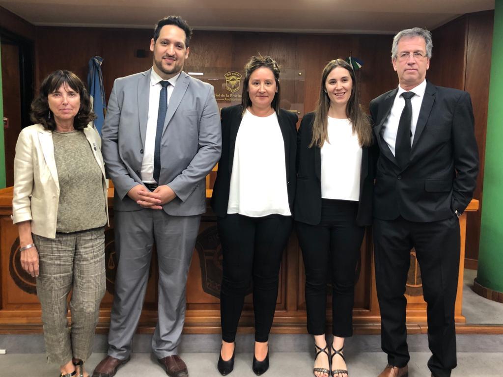 Nuevos adjuntos para Fiscalías y Defensorías penales de la Primera Circunscripción