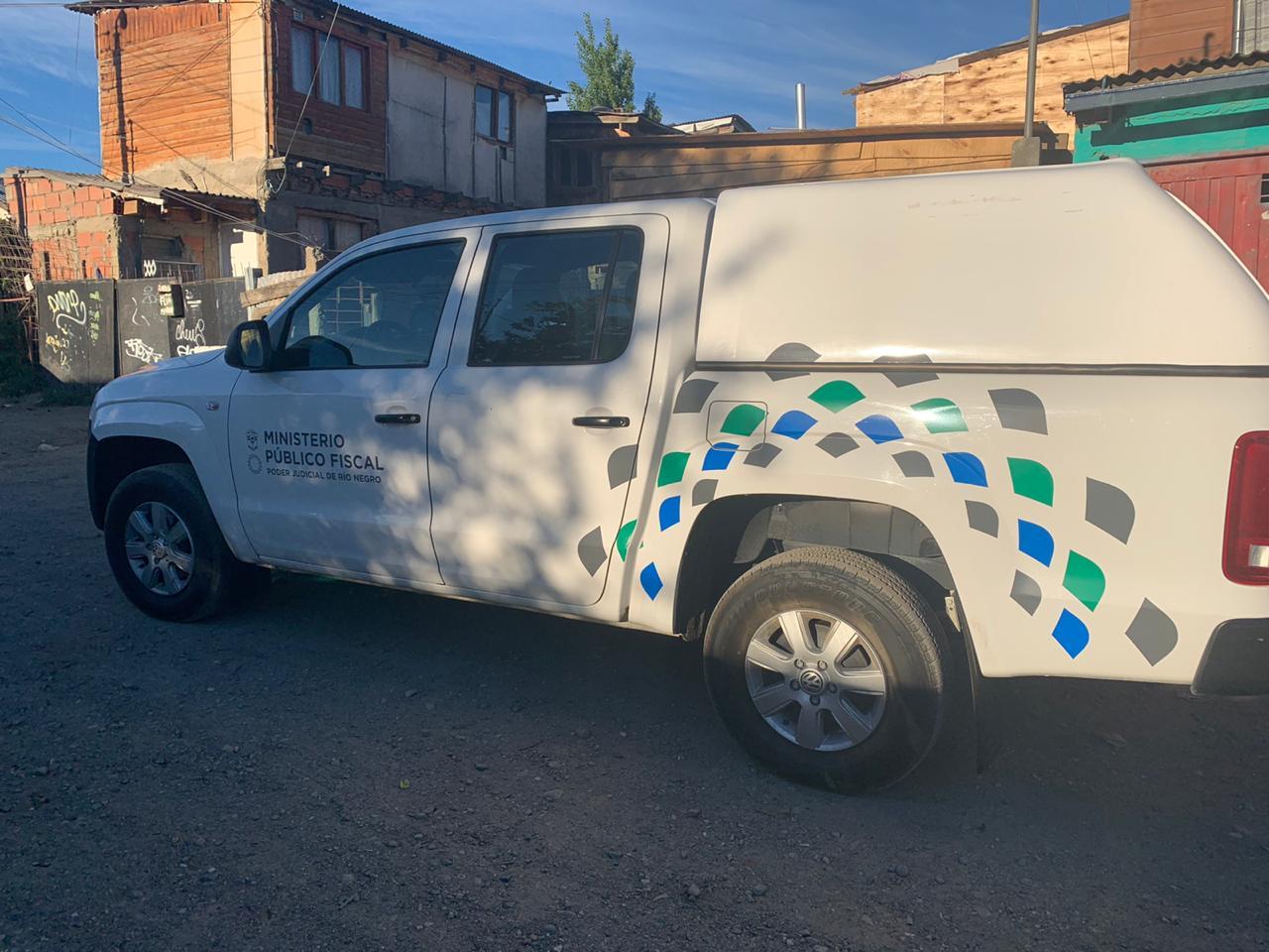 Amenazas de bomba, nuevo allanamiento en barrio Mutisias