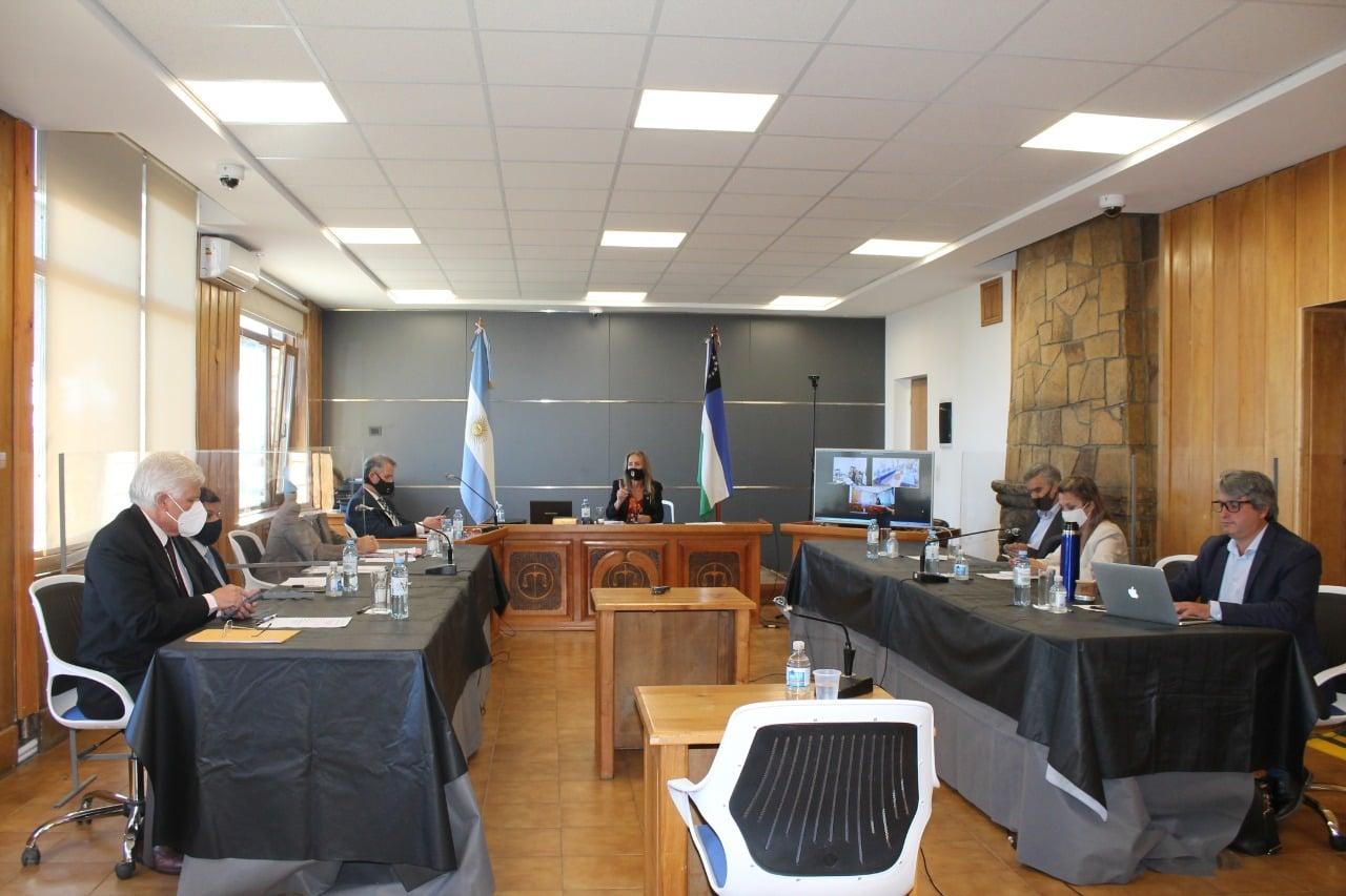 Nuevos funcionarios del Ministerio Público en Bariloche