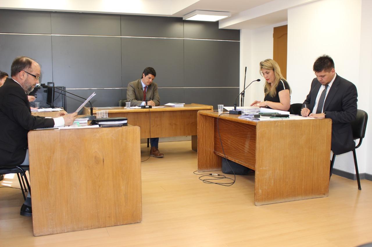 Causa Fernando Huenuqueo, avanza a juicio por jurados