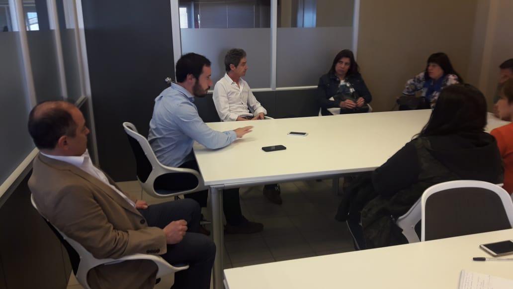Amenazas de bomba, reunión con comunidad educativa ESRN N°37