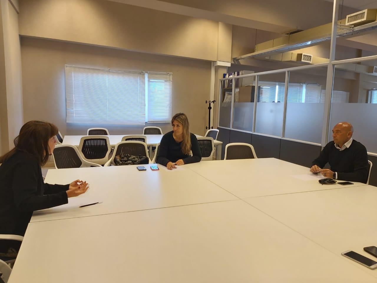 Reuniónde abordaje desde Ministerio Público en conflicto gremial