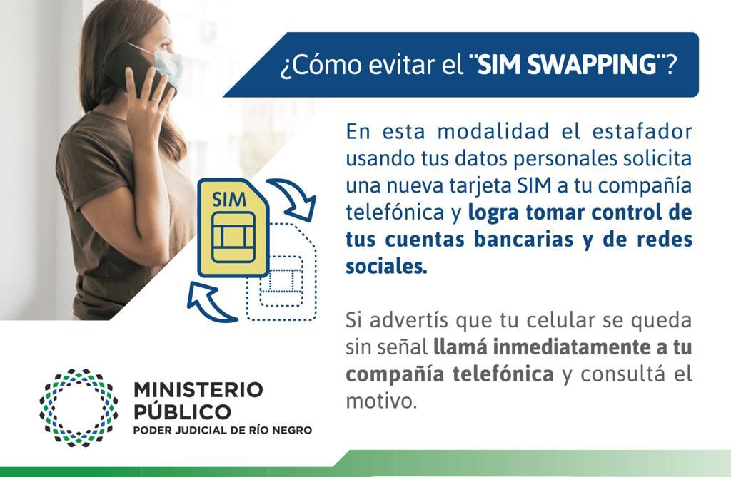 Sim Swapping: recomendaciones para no caer en esta nueva modalidad de estafa virtual