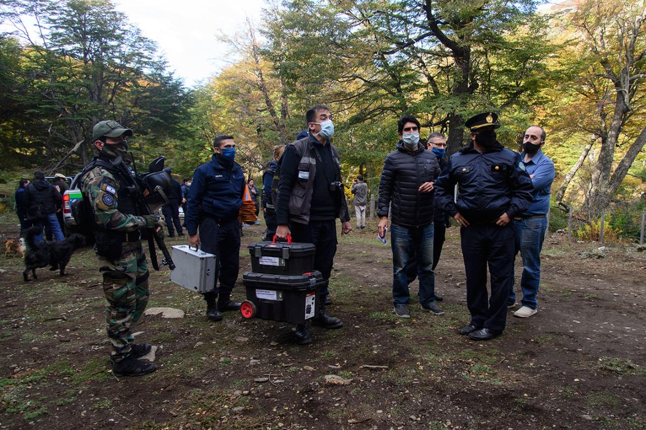 Se detuvieron cuatro personas en conflicto en Cerro Ventana