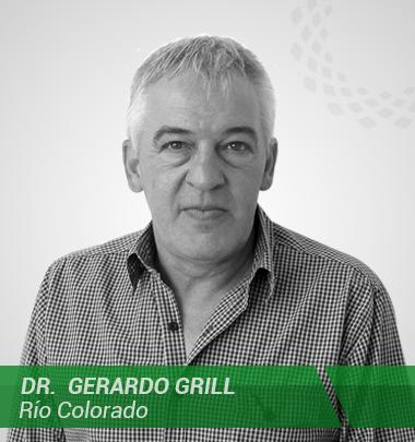 Defensor/a-Grill Gerardo Esteban
