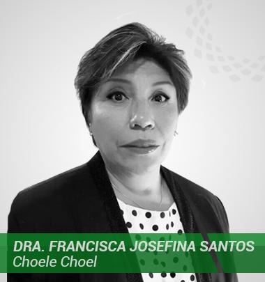 Defensor/a-Santos Francisca Josefina