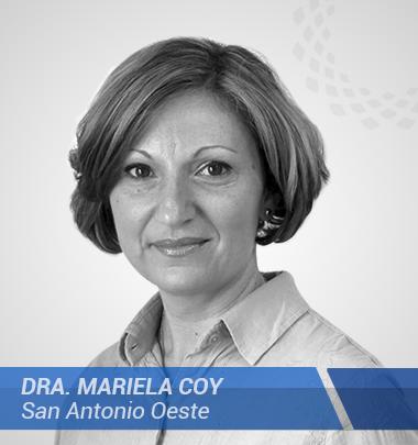 Fiscal Adjunto-Coy Mariela Lujan