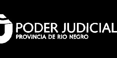 Logo Poder Judicial Rio Negro