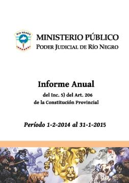 Informe Gestión 2014